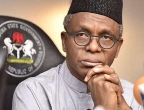KADUNA RESTRICTS LARGE GATHERINGS, RELIGIOUS SERVICES AND SOCIAL EVENTS.