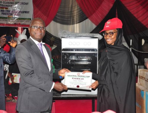 ITF EMPOWERS 300 YOUTHS IN KADUNA STATE