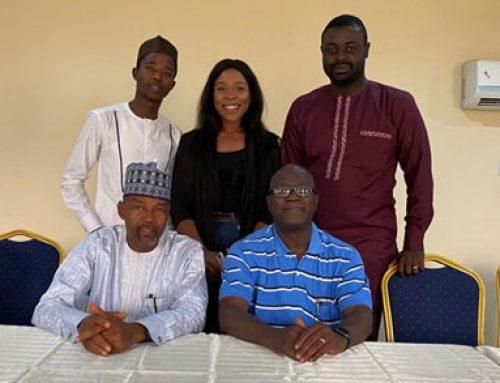 Staff and Management Dayout held at Asaa Pyramid, Kaduna